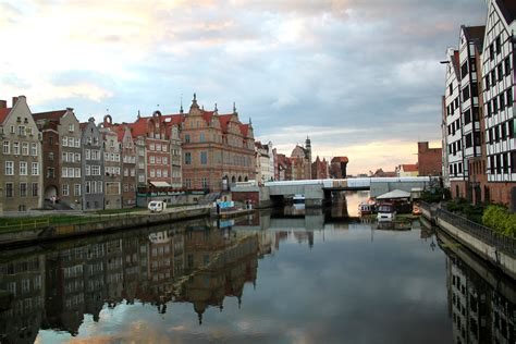 The university of gdansk was opened in 1970. Gdansk - City in Poland - Thousand Wonders