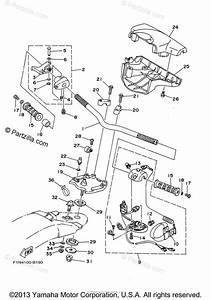 Yamaha Waverunner 2006 Oem Parts Diagram For Steering  1