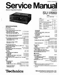 Technics Sh 8055 Manual Pdf