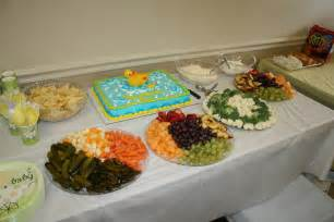 Cheap Baby Shower Food Ideas