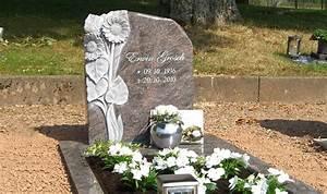 Grabsteine Preise Einzelgrab : einzelgrab grabstein sonnenblume mit einfassung platten weiskirchen ~ Frokenaadalensverden.com Haus und Dekorationen