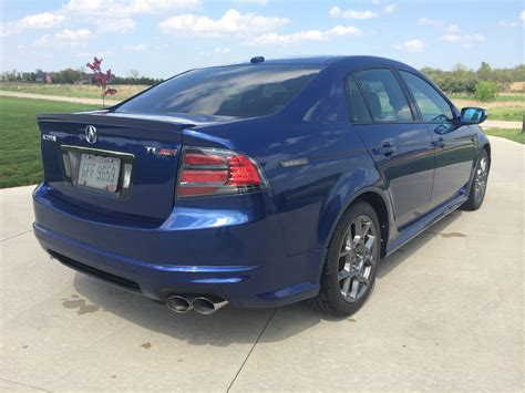 fs immaculate 07 acura tl s kinetic blue pearl a