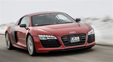 Audi R8 Plug-in Hybrid