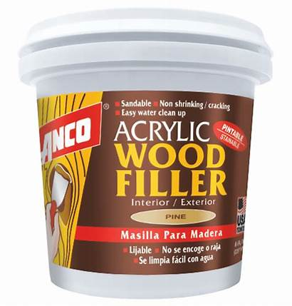 Filler Wood Lanco Rico Puerto Woodworking Fillers