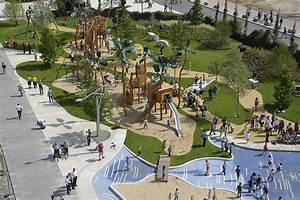 Urban Gardening Hamburg : graasbrookpark hafencity hamburg g playgrounds urban design urban park playground ~ Frokenaadalensverden.com Haus und Dekorationen