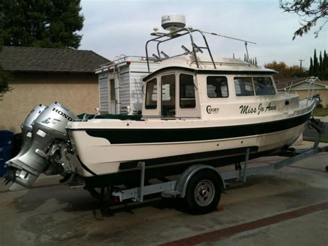 Boats For Sale California Ebay by 2008 C Dory 22 Cruiser Powerboat For Sale In California
