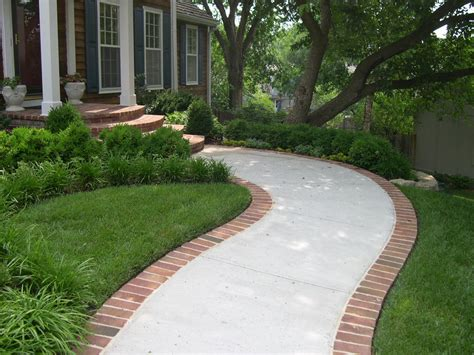 pictures of walkways breathtaking walkway patio designs rosehill gardens kansas city