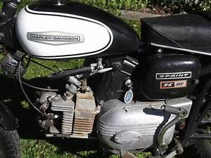 1966 Harley Davidson Sprint H 250 Aermacchi For Sale On