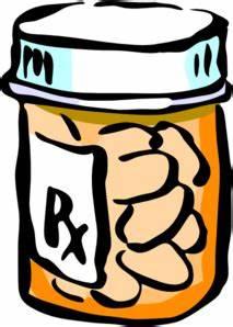 Prescription cliparts