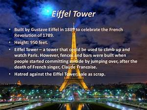 facts about the eiffel tower in france Roselawnlutheran