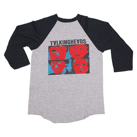 remain in light t shirt 1982 talking heads remain in light tour shirt wyco vintage
