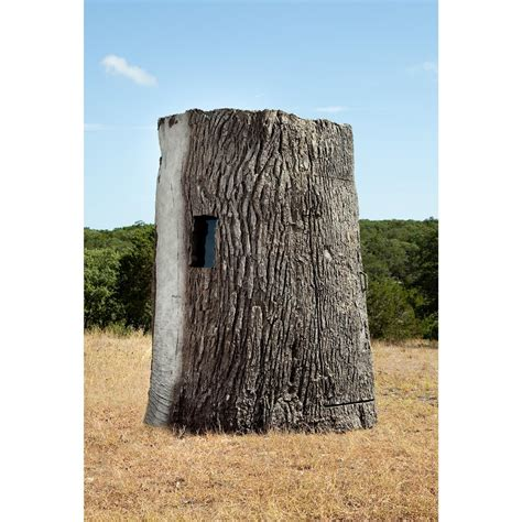 nature blinds treeblind solo  ground blinds  sportsmans guide