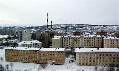 Murmansk Visit Russia Port Uio Normer Block