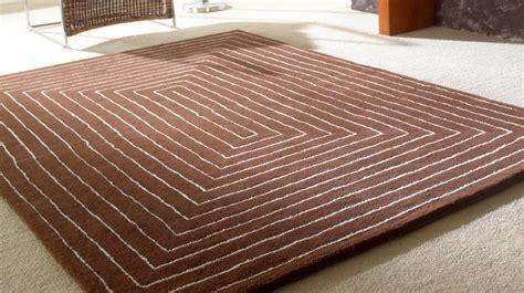 tapis marron qualit 233 haut de gamme tapis tuft 233