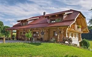 Haus Bauen Kosten Bayern : holzhaus urlaub lugerhof urlaub im bayerischen wald ~ Articles-book.com Haus und Dekorationen