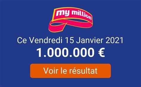 Vous pourrez participer à ce tirage jusqu'à 20h15 et le résultat sera. Euromillion 15 Janvier 2021 - Resultat De L Euromillions ...