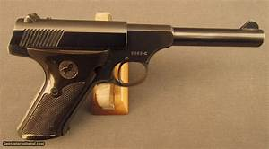 Colt Challenger  22 Pistol First Year Production Colt