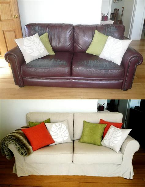 how to change leather sofa cover custom slipcovers and couch cover for any sofa online