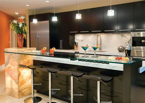 kitchen design with bar kitchen bar design ideas 1 kitchentoday 4608
