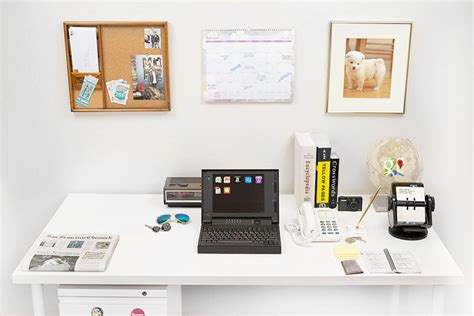 The Desk by Harvard Innovation Lab Visualizes The Evolution Of The Desk