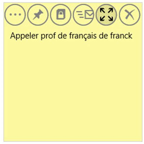 pense bete bureau sticky notes 8 le pense b 234 te pour l interface moderne de