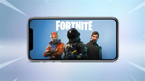 fortnite mobile  ios