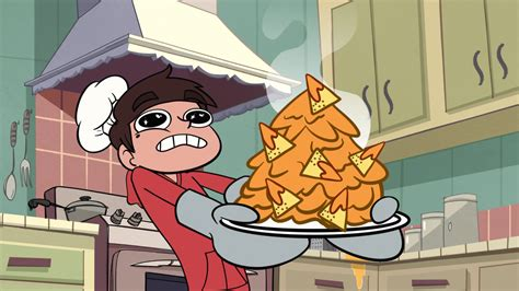 nachos super deli de marco star  las fuerzas del mal