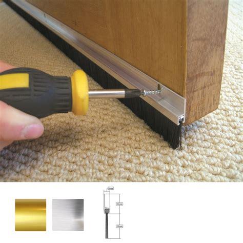 Stormguard Door Brush Draught Excluder  Screwfix Seal