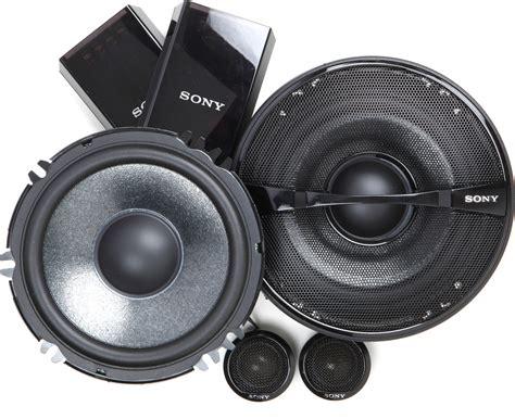 2 wege lautsprecher sony xs gs1621c 16cm 2 wege lautsprecher system
