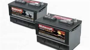 Motorcraft U00ae Batteries -- A Smart Choice