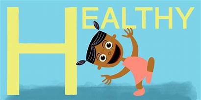 Healthy Living Street Sesame Giphy Animation Gifs