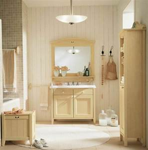 Wandfarbe Für Badezimmer : moderne wandfarbe eierschalenfarben f r jeden raum 100 ideen ~ Sanjose-hotels-ca.com Haus und Dekorationen