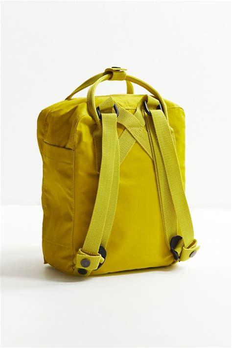fjallraven kanken mini backpack urban outfitters