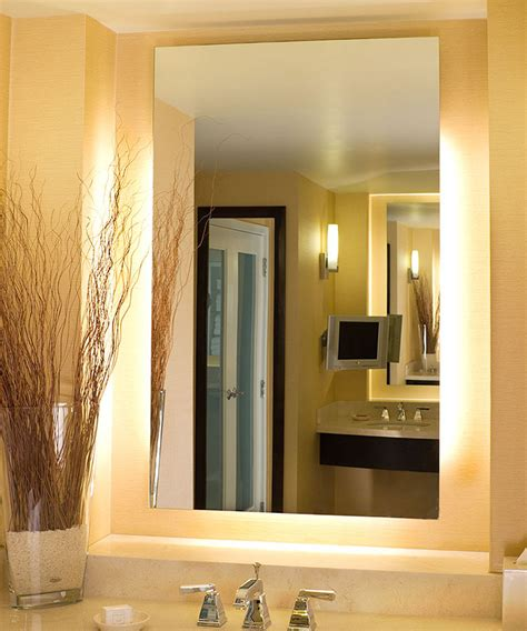 Electric Bathroom Mirrors by Serenity Lighted Mirror Electric Mirror 174