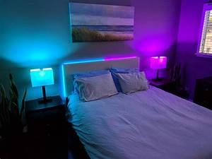 My, Lifx, Bedroom, Setup, Lifx