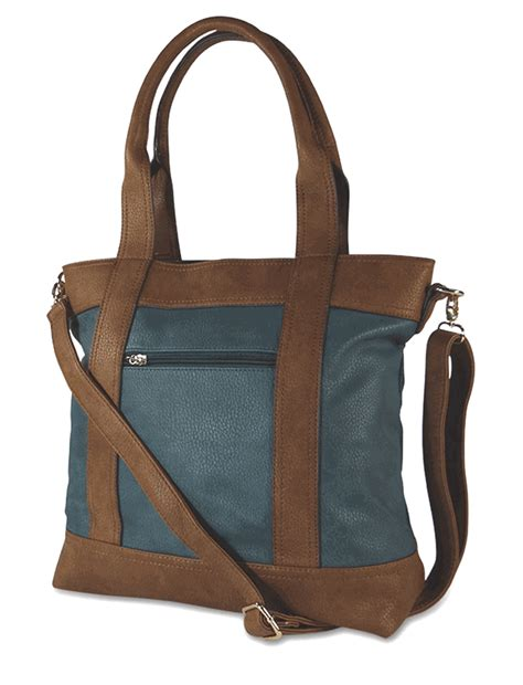 monogram tote handbags faux leather