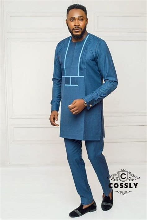 Nigerian Native Attire Styles For Men 2019 African