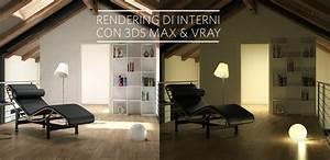 Renderign di Interni con 3ds Max e Vray Tutorial