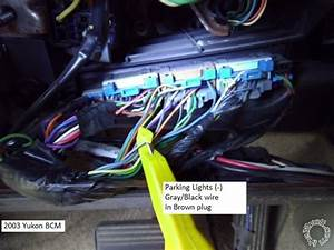 2004 Chevy Truck Keyless Entry Wiring