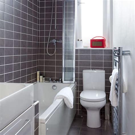Bathroom  Take A Tour Of Morag's Contemporarystyle Flat