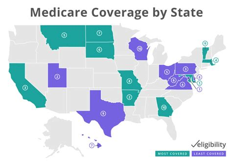 Medicare Coverage by State | Eligibility