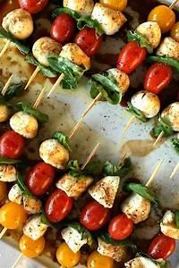 Party Snacks Vegetarisch : brochette ap ro une s lection d 39 id es pour bien commencer votre repas ~ Watch28wear.com Haus und Dekorationen