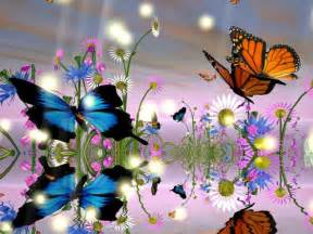 Free Animated Butterfly Screensaver