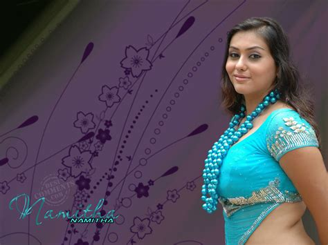 South Indian Actress  Namitha Desicommentscom