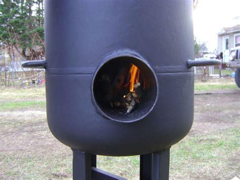 fabricating  heavy duty rocket stove