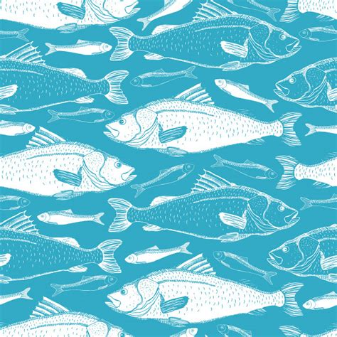 Fish Background Bass Fish Vectors Photos And Psd Files Free