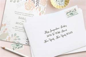 350 giveaway from minted foil pressed wedding With how to address wedding invitations minted