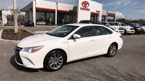 Toyota Xle For Sale by 2016 Toyota Camry Hybrid Xle For Sale Cargurus