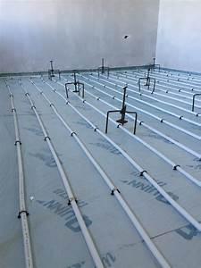 Fast floor screed underfloor heating screed formulated for Floor screed drying times