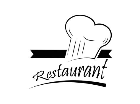 restaurant vector logo element logo restaurant vectorlogo chief lokanta food vector
